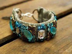 Statement Bangle | 24 Super Easy DIY Bracelets