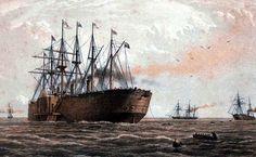 Projectado pelo engenheiro visionário Isambard Kingdom Brunel, o Great Eastern foi mais que o maior dos navios da Era Vitoriana, e um dos maiores já construídos. À primeira vista um transatlântico de luxo, encontrou um outro destino, acabando por ligar o Velho Continente ao Novo Mundo de uma forma inesperada. http://obviousmag.org/archives/2010/05/great_eastern_-_um_navio_colossal_da_era_vitoriana.html