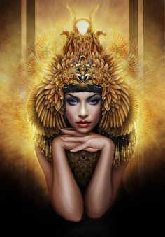 Isis was the sister of Osiris (who was also her husband), Nephthys and Seth, the daughter of Nut and Geb and the mother of Horus the Child.