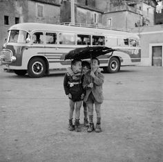 Italy, 1955  Photographs by Bill Perlmutter