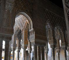 Alhambra Granada...beautiful architecture