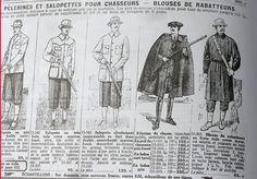 catalogue Manufrance 1930
