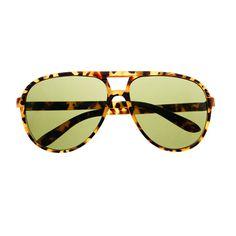 #retro #classic #Mens #womens #fashion #aviator #sunglasses #shades #tortoise #green #lens