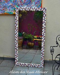 moldura para espelho
