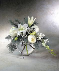 I'm Dreaming of a White Christmas by Flower Factor, via Flickr