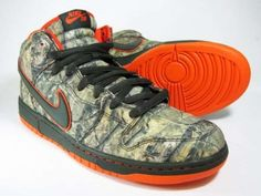 The Nike SB Realtree Camo Keeps You Hidden from Urban Game trendhunter.com