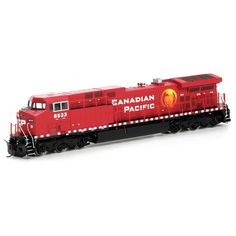 HO RTR AC4400, CPR #8533 (ATH77643): Athearn Trains