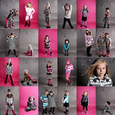 tips on posing kids