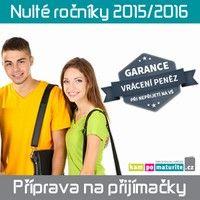 článek nulté ročníky 2015/16