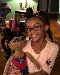 139 Best Tammybcreations Handmade Crochet Dolls Images In