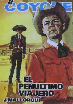 El penúltimo viajero. Ed. Cid, 1964 (Col. El Coyote ; 176)