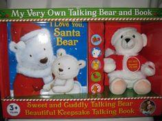 Santa Bear - My Very Own Talking Bear and Interactive Book P I Publications,http://www.amazon.com/dp/B00A8RG3TC/ref=cm_sw_r_pi_dp_2JmKsb0TW78BSKNM