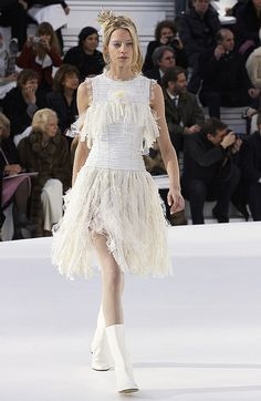 Chanel Haute Couture Spring-Summer 2008 - Paris | Flickr - Photo Sharing!