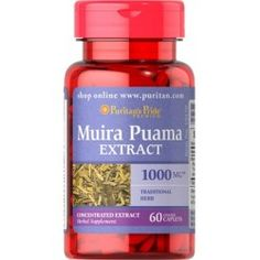 MUIRA PUAMA 1000mg 60 Comprimidos