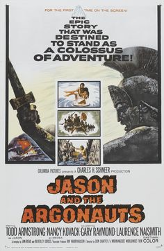 Jason and the Argonauts (1963) (dir. Don Chaffey) (special effects by Ray Harryhausen)