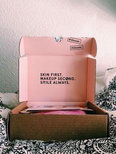 glossier packaging #glossier #maskforce #packaging @Glossier