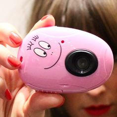 """""Photo"" Barbapapa digital still camera #colette #Barbapapa #camera"""