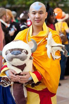 Aang, The Last Airbender