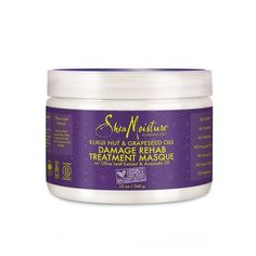 Kukui Nut & Grapeseed Oils Damage Rehab Treatment Masque - Products A Better Way to Beautiful Avocado For Skin, Avocado Oil, Afro Hair Growth, Hair Masque, Natural Hair Care, Body Care, Moisturizer, Beautiful, Hair Products