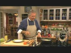 Jacques reminisces about his childhood and celebrates the bounty of the season. He cooks up a batch of ratatouille that can be served two ways. While it's perfectly delicious on its own, Jacques serves it with pasta in Ratatouille with Penne.