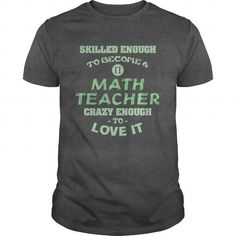 Funny Tshirt For Math Teacher LIMITED TIME ONLY. ORDER NOW if you like, Item Not Sold Anywhere Else. Amazing for you or gift for your family members and your friends. Thank you! #math