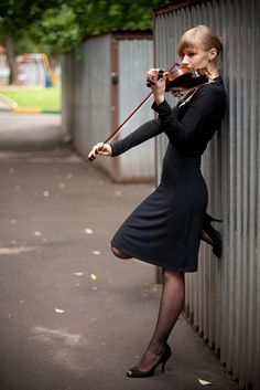 My dream: re-learn how to play the violin.