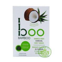 Boo Bamboo's natural bamboo fibre charcoal Sheet Mask is enriched with Coconut, Aloe, and Bamboo extracts which join forces to protect, soften, detoxify and moisturize your skin while leaving it with a soft radiant glow. Bamboo Bamboo, Bamboo Care, Portulaca Oleracea, Organic Protein, Fast Growing Plants, Hydrating Mask, Water Flowers