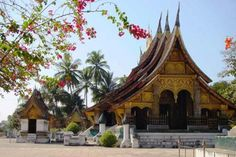 The Wat Xieng Thong: Why It's A Must-Visit Temple #Laos #LuangPrabang