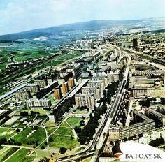 """Výsledky hľadania - """"Šancová"""" - Prelet nad Račianskym mýtom - Pohľady na Bratislavu Bratislava, Php, City Photo"""