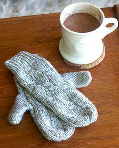NobleKnits.com - Tin Can Knits Bon Bon Mittens Knitting Pattern, $5.95 (http://www.nobleknits.com/tin-can-knits-bon-bon-mittens-knitting-pattern/)