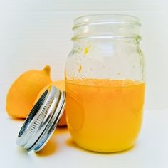 Portable lemonade - a recipe from 1850.