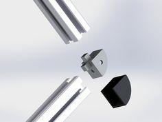 +Aluminium+profile+2020+6mm+plug+for+2+profiles+and+cover+by+QGJ37.