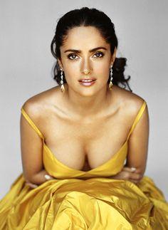 salma hayek #fashion #photography #inspiration #actress #style