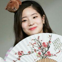 Haaa so cute 💓💓 Kpop Girl Groups, Korean Girl Groups, Kpop Girls, Year Of The Tiger, Twice Dahyun, Im Nayeon, October 20, Reality Tv Shows, China