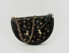 Matilde Small bag with metal studs by MaisonRode on Etsy