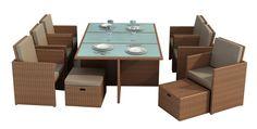 Gartenmöbel aus Polyrattan, Rattan, Garten, Moebel, Design, Möbel für den Garten, - Seite 2 - Gartenmöbel, Gartengewächshaus, Gartenschirme