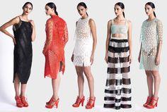 Este solo es el primer paso hacia una nueva era en el diseño de moda.