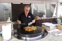 Evo Grill - Coverage of the First Annual Galaxy Outdoor Grillfest!!!