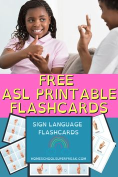 FREE asl alphabet printable for kids for learning sign language for kids! Free ABC in sign language chart (pictures of sign language chart) and sign language numbers printables. [MORE LESSON IDEAS AND FREE PRINTABLES ON THIS EDUCATION SITE] #aslprintables #freeprintable #lessons #homeschooling Teacher Lesson Plans, Free Lesson Plans, Preschool Lesson Plans, Lesson Plan Templates, Sign Language Chart, Sign Language For Kids, Learn Sign Language, Education Sites, Bible Lessons For Kids