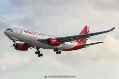 Avianca Cargo Airbus A330-243F