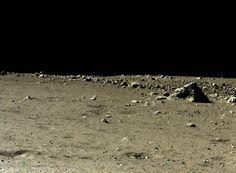 Des centaines d'images en couleurs prise par la sonde Yutu de la mission lunaire Chang'e 3 ont été rendues publiques par la Chine.