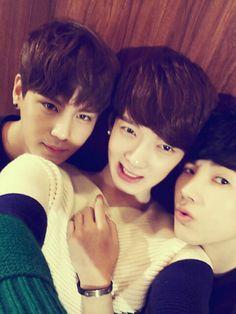 Suwoong+Dabin+Sungjun