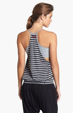 Hard Tail 'Over Easy' Workout Tank available at #Nordstrom
