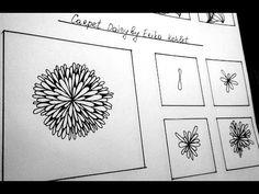 CARPET DAISY BY ERIKA KEHLET - YouTube