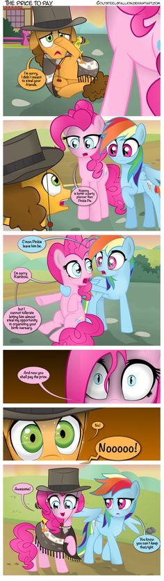 Pinkie say yes SAY YES