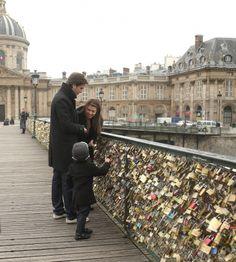Put a lock on the locks of love bridge in Paris! I saw this on RHBH and Kourtney on my bucketlist with my future honey