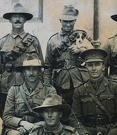 The last party of the 2nd Australian Light Horse Brigade to leave Gallipoli, December 1915.