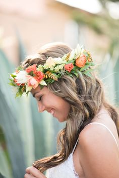 Tropical + Bohemian Florida Wedding Inspiration Gallery - Style Me Pretty