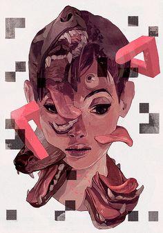 Sachin Teng Illustration   PERSONAL
