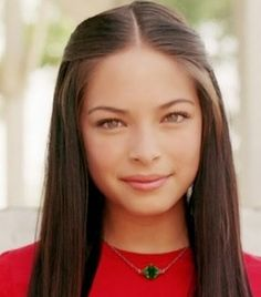 """Kristin Kreuk (Lana Lang) 